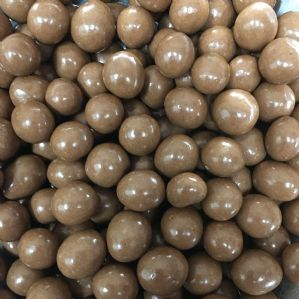 Milk Chocolate Coated Hazelnuts 100g